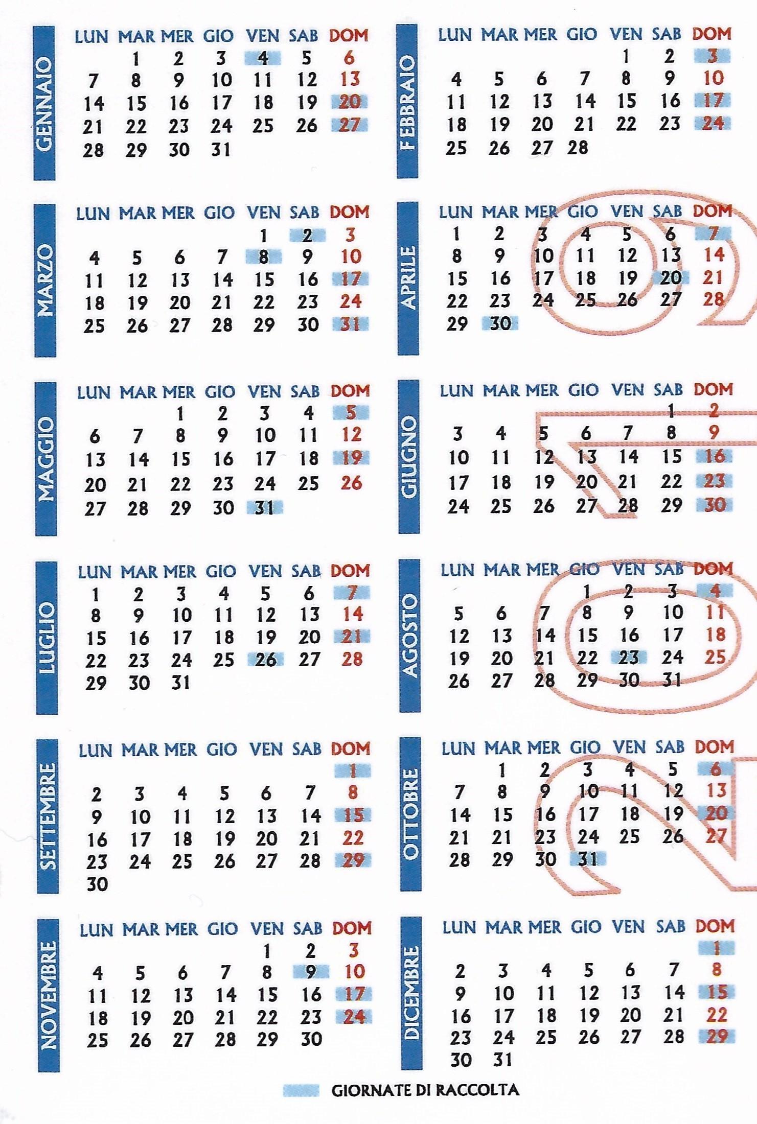 Calendario Avis.Modulo D Iscrizione Avis Comunale Di Scordia